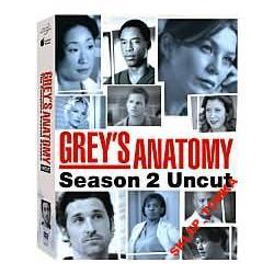 Grey's Anatomy - Season 2 Uncut