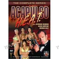 Acapulco Heat: Complete Series (11pc)
