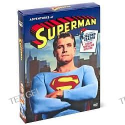 The Adventures of Superman - Season 2 a.k.a. The Adventures of Superman - The Complete Second Season