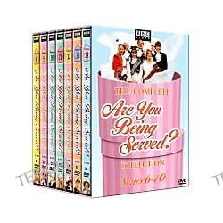 Are You Being Served: Comp Collection Series 6-10