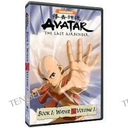 Avatar The Last Airbender - Book 1, Vol. 1 - Water