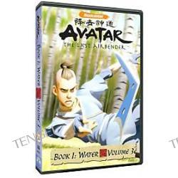 Avatar The Last Airbender - Book 1, Vol. 3 - Water