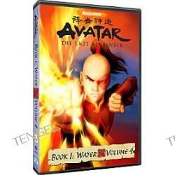 Avatar The Last Airbender - Book 1, Vol. 4 - Water