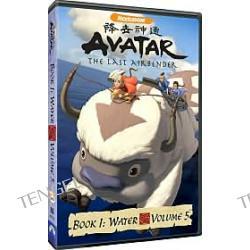 Avatar The Last Airbender - Book 1, Vol. 5 - Water