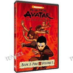 Avatar the Last Airbender - Book 3, Vol. 1 - Fire