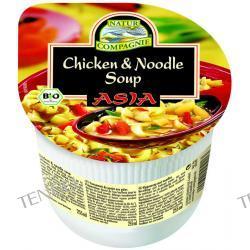 Azjatycka zupa z kurczaka z makaronem / Natur Compagnie