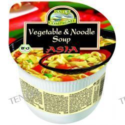 Jarzynowa zupa azjatycka z makaronem 255ml/Natur Compagnie