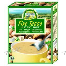 Zupa grzybowa instant 60g / Natur Compagnie