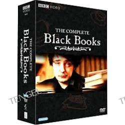 Black Books - The Complete Series