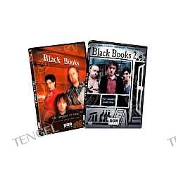 Black Books: the Complete 1st and 2nd Series