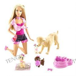 Barbie - Taffy i szczeniaczki