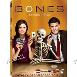 Bones: Season 3 a.k.a. Bones: Season 3