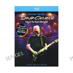 David Gilmour - Remember That Night: Live At The Rah