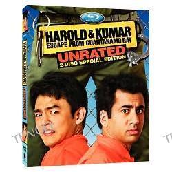 Harold and Kumar Escape from Guantanamo Bay a.k.a. Harold and Kumar 2