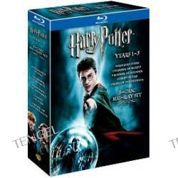 Harry Potter Collection Years 1-5 a.k.a. Harry Potter Limited Edition DVD Collection: Years 1-5
