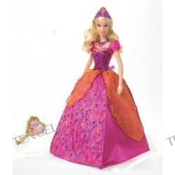 Barbie Diamentowy Pałac - Księżniczka Liana, wersja śpiewająca