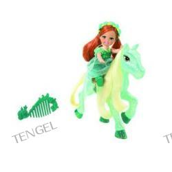 Barbie Diamentowy Pałac - Minimuza Phedra, zielona