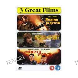 Action Triple 1 - Missing In Action/Missing In Action 2/Delta Force