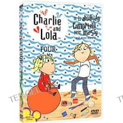 Charlie & Lola Vol. 4 - Absolutely Completely Not Messy