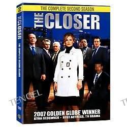 The Closer - Season 2 a.k.a. The Closer - The Complete Second Season
