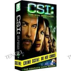CSI - Crime Scene Investigation, Season 6 a.k.a. CSI: Crime Scene Investigation - The Complete Sixth Season