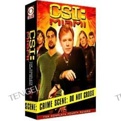 CSI Miami - Season 4 a.k.a. CSI: Miami - The Complete Fourth Season