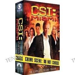 CSI Miami - The Complete Second Season