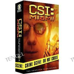 CSI Miami - The Complete Third Season