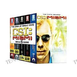 Csi: Miami - Five Season Pack