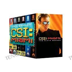 Csi: Miami Six Season Pack