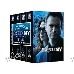 CSI: NY - Seasons 1-4