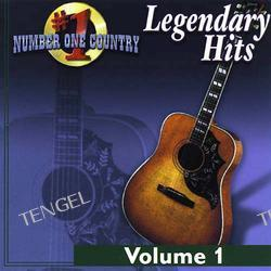 #1 Country Legendary Hits Volume 1  (2002)