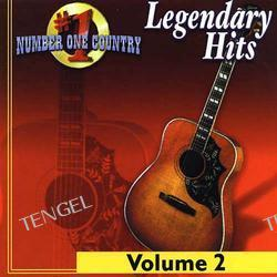 #1 Country Legendary Hits Volume 2  (2002)