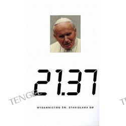 21.37 (Dwudziesta pierwsza trzydzieści siedem)