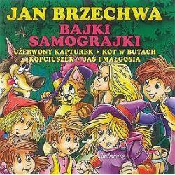 Bajki samograjki - książka audio na CD