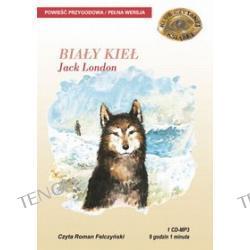 Biały kieł - książka audio na 1 CD ( format MP3)