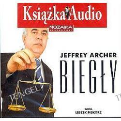 Biegły - książka audio na 1 CD. Czyta Leszek Piskorz