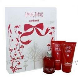 Cacharel Amor Amor Woman (EDT 50 ml + BL 50 ml + SG 50 ml)