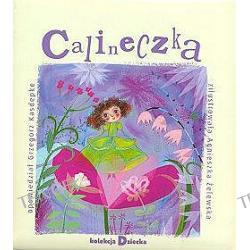 Calineczka - książka + CD (czyta Magda Umer)