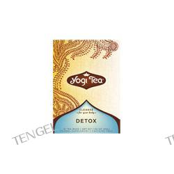 DeTox Organic Tea by Yogi Tea Organic Teas