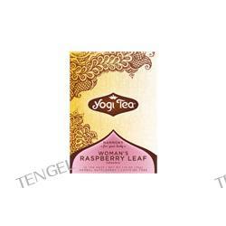 Woman's Raspberry Leaf by Yogi Tea Organic Teas