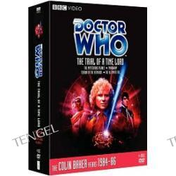 Doctor Who - Trial of a Time Lord - Episodes 144-147