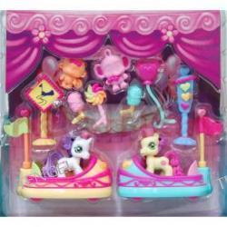 My Little Pony - Ponyville 2 Kucyki z Akcesoriami