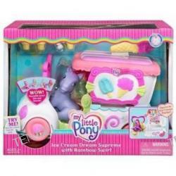 My Little Pony - Samochód Lodziarnia