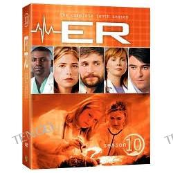 Er: Complete Tenth Season a.k.a. Er: Complete Tenth Season