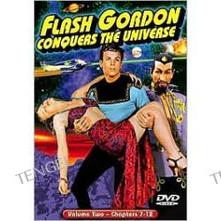 Flash Gordon Conquers the Universe, Vol. 2