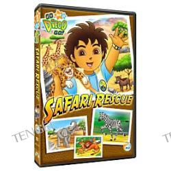 Safari Rescue a.k.a. Go Diego Go! Safari Rescue