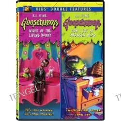 Goosebumps: Night Living Dummy & How Shrunken Head a.k.a. Goosebumps: Night of the Living Dummy/How I Got My Shrunken Head
