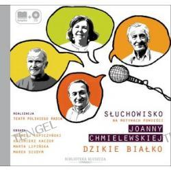 Dzikie Białko - książka audio na 1 CD