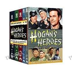 Hogan's Heroes: Five Season Pack